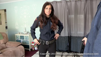 Hannah Perez: F2P - Arresting Officer