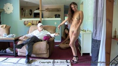 Cali Logan & Jasmine St James: F2P - Slave Labor